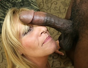 Free MILF Big Black Cock Porn Pictures